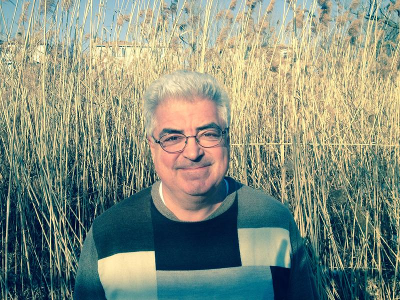 Dr. Victor Dolan, near his former home on Staten Island