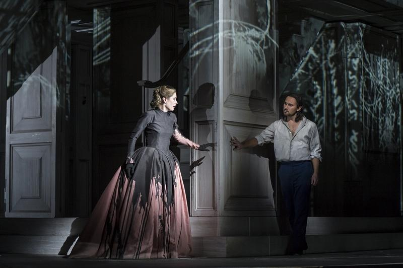 Malin Bryström is Donna Anna, Mariusz Kwiecień is the title character in Don Giovanni