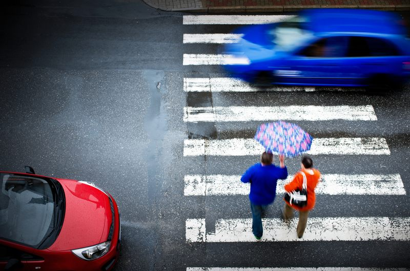 According to the U.S. Department of Transportation, a pedestrian was killed every two hours and injured every seven minutes in traffic crashes during 2013. That totaled 4,735 deaths & 66,000 injuries.