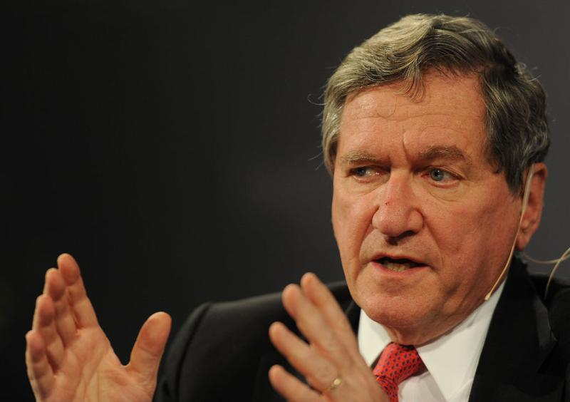 Richard Holbrooke, US Special Representative to Afghanistan and Pakistan, took part in a discussion on International security in the southern German city of Passau on November 12, 2010