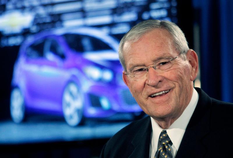 General Motors Ceo Ed Whitacre Steps Down The Takeaway