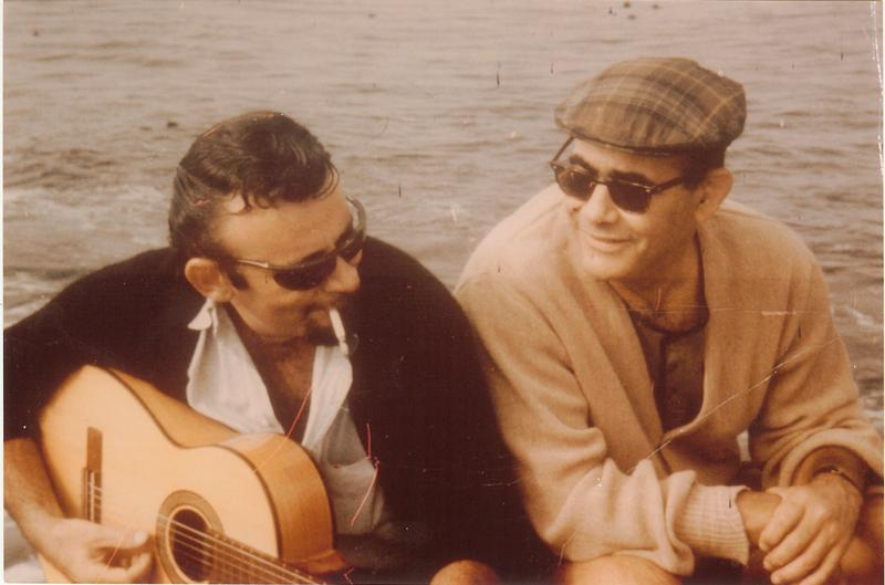 Songwriter and producer Bert Berns (L) wrote some of the biggest hits of the Sixties but remains largely unknown