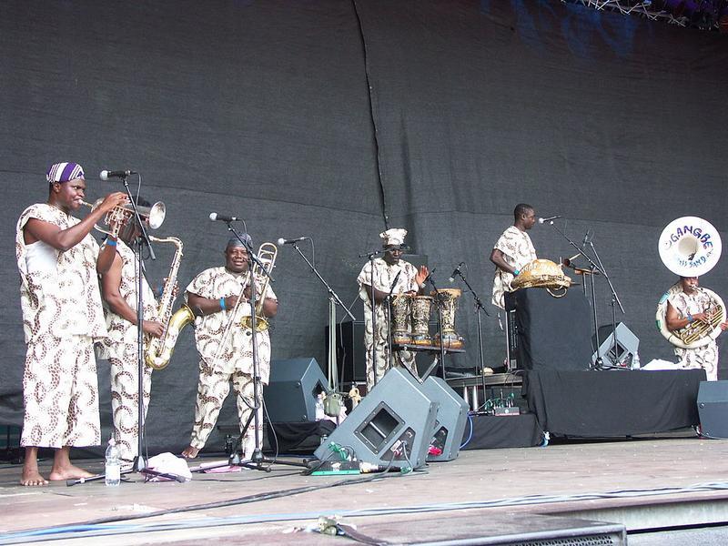 Gangbé Brass Band,