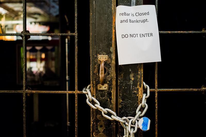 reBar Closed