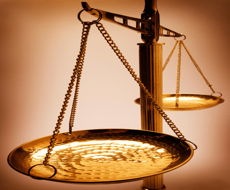 Scales of Carthian Justice.