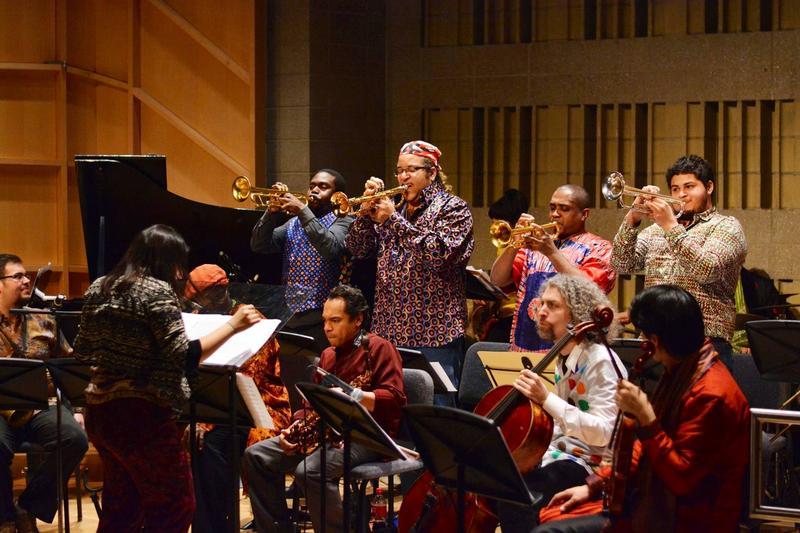 Eco-Music Big Band, (2014)