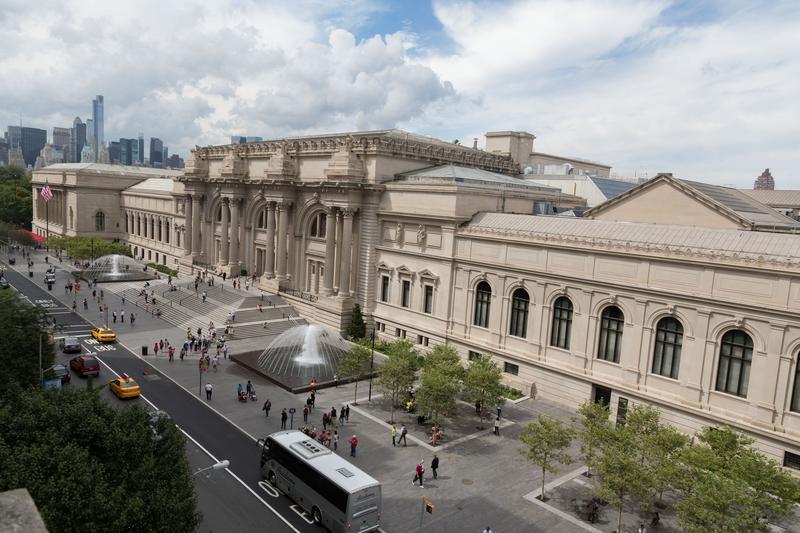 The Metropolitan Museum of Art David H. Koch Plaza