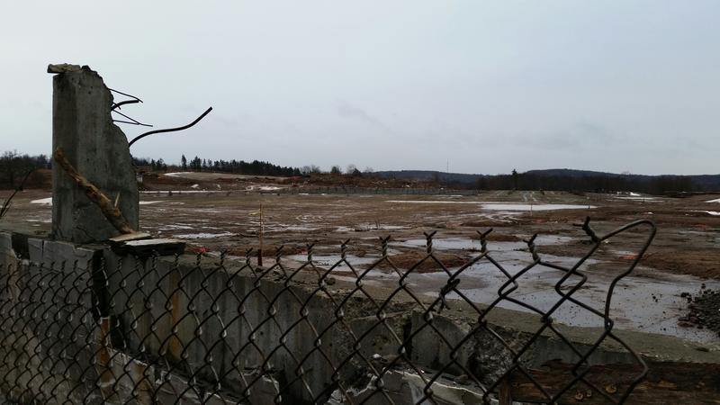 The site of the former Concord Resort was chosen for a new casino called Montreign