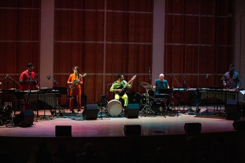 So Percussion & Buke and Gase perform at the 2014 Ecstatic Music Festival