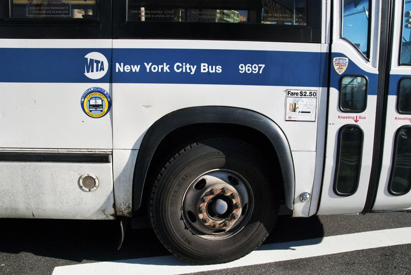 A Brooklyn MTA bus.