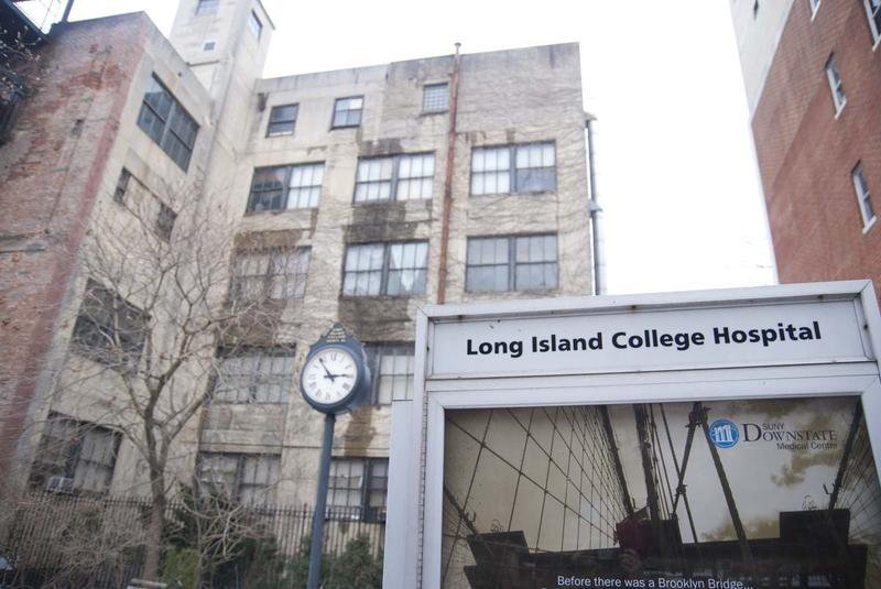 Long Island College Hospital in Brooklyn.
