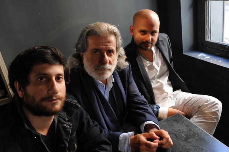 Marcel, Rami, & Bachar Khalife