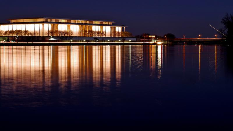 The Kennedy Center, Washington DC