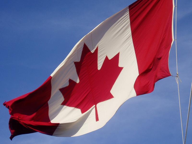 Canadan Flag