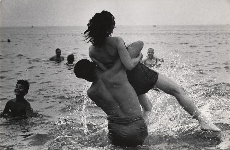 "Garry Winogrand (American, 1928 – 1984). ""Coney Island, New York,"" ca. 1952."