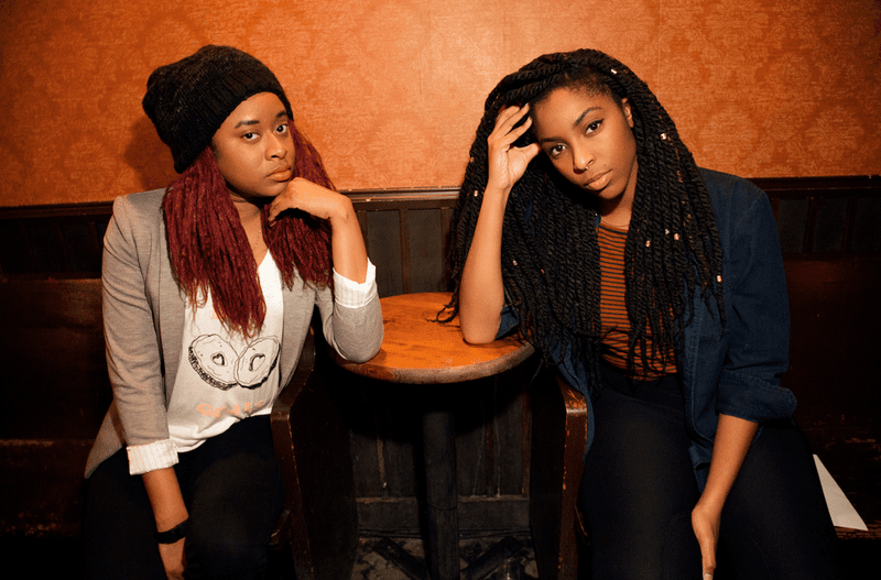 Jessica Williams Phoebe Robinson podcast