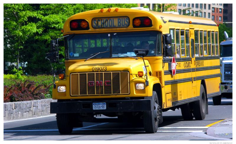 It's the end of the line for New York City school bus operator Atlantic Express