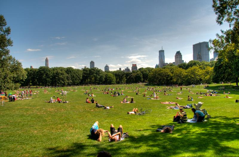 Summer's end in NYC