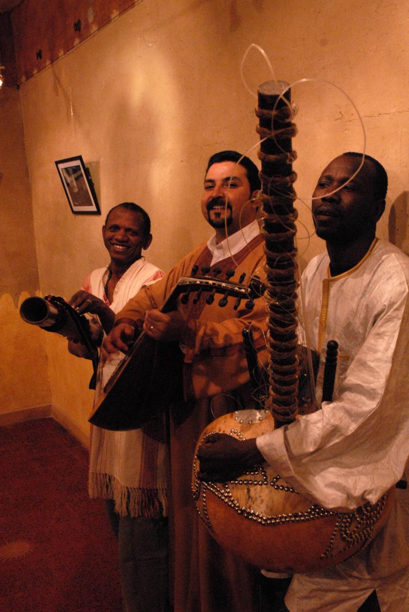 Rajery & Ballaké Sissoko, Driss El Maloumi