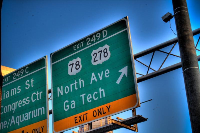 New US highway signs will return to Highway Gothic, a font unchanged since the Eisenhower administration