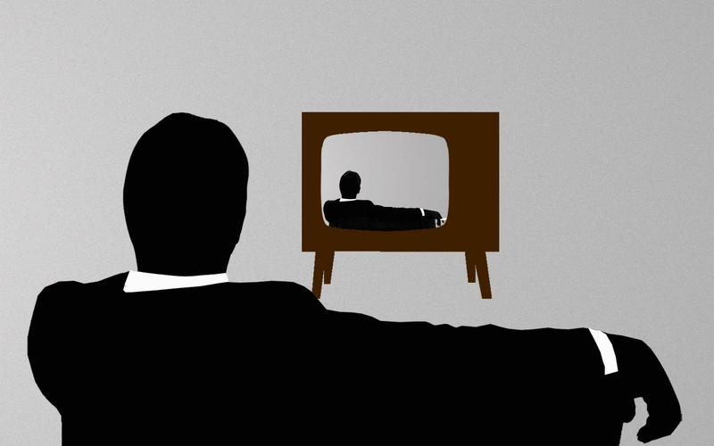 Mad Men on AMC, created by Matthew Weiner