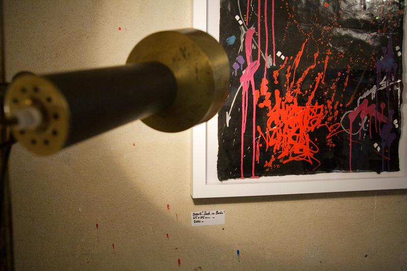 Sun7 - Spray-Paint Artwork