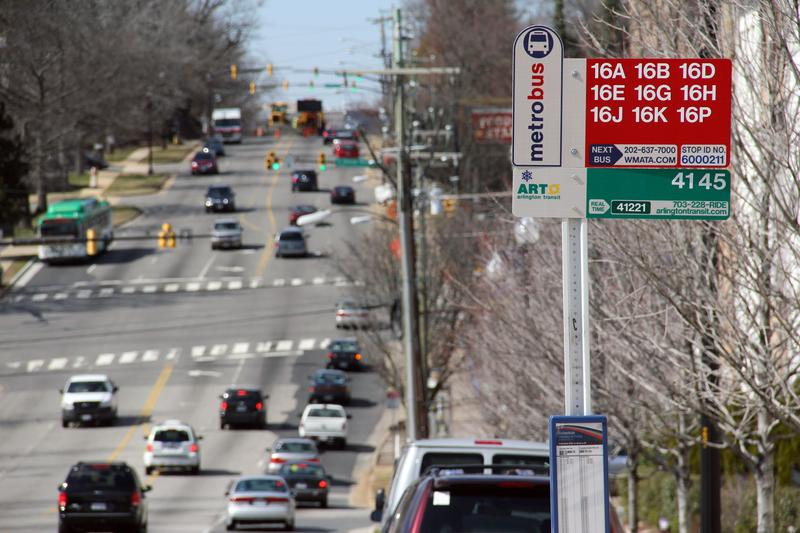 Lawmakers are debating the transit future of Columbia Pike in Arlington