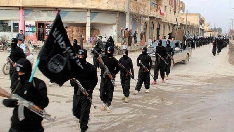 Mideast Islamic State Killing Spies