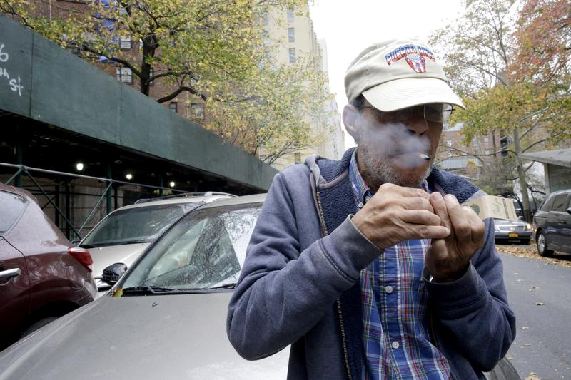 The New York City Housing Authority has until the later part of 2018 to implement a ban on smoking.