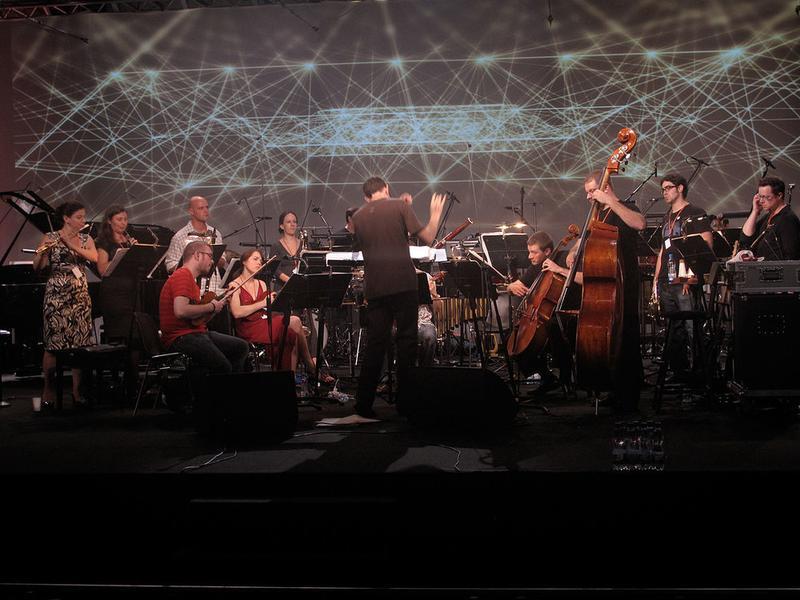 Alarm Will Sound at Sacrum Profanum 2011