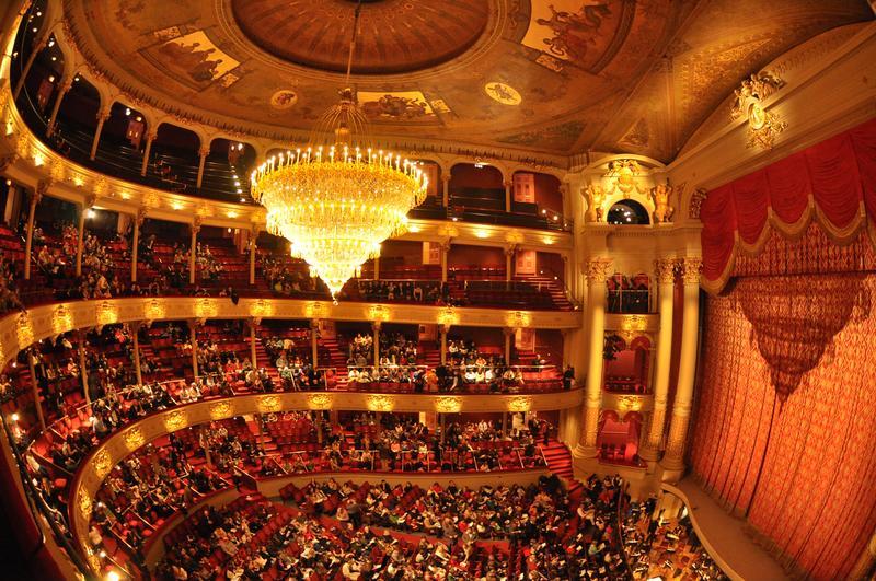 Opera Philadelphia at the Academy of Music