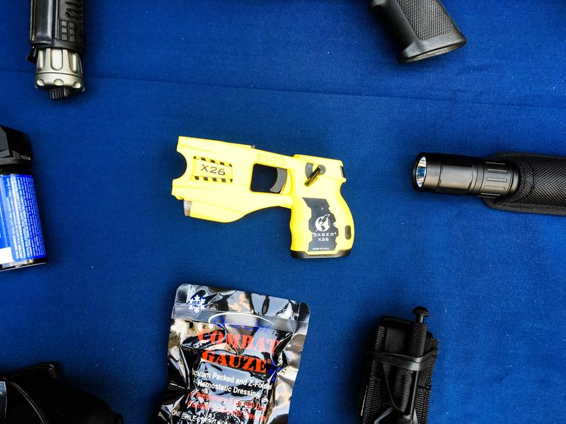 The NYPD will be equipping more officers with tasers in the fall of 2016.