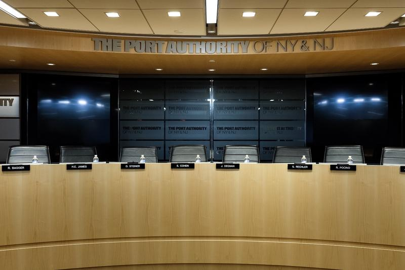 The Port Authority of New York and New Jersey board meeting, Oct. 20, 2016.