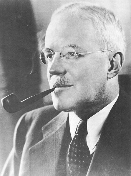 Allen W. Dulles, Director of the CIA 1953-1961.