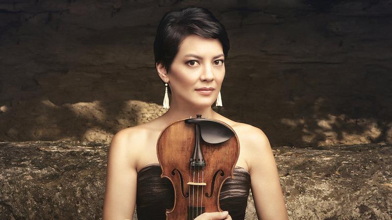 Anne Akiko Meyers' latest recording, 'The Four Seasons: The Vivaldi Album,' is out now.