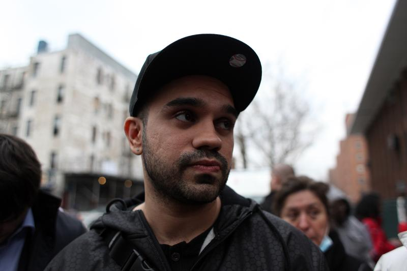 Anthony Borrero lived in one of the two buildings that exploded in East Harlem on March 12, 2014. His mother and sister lived in the home, but everyone was away at the time of the explosion.