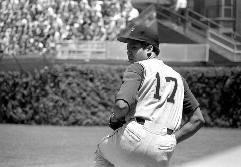 Pirates pitcher Dock Ellis