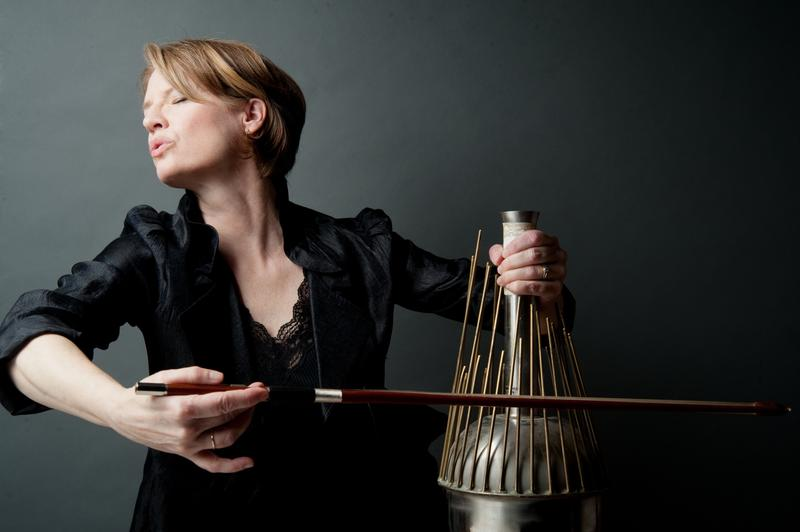Composer/Percussionist Beverley Johnston