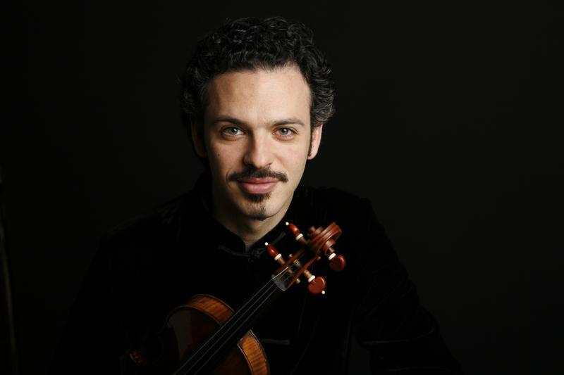 Violinist Colin Jacobsen