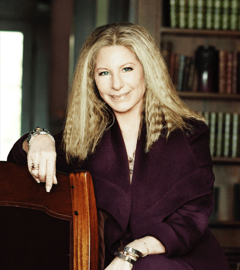 Barbra Streisand will perform at the Nassau Veterans Memorial Coliseum on May 4, and at Brooklyn's Barclays Center on May 6.