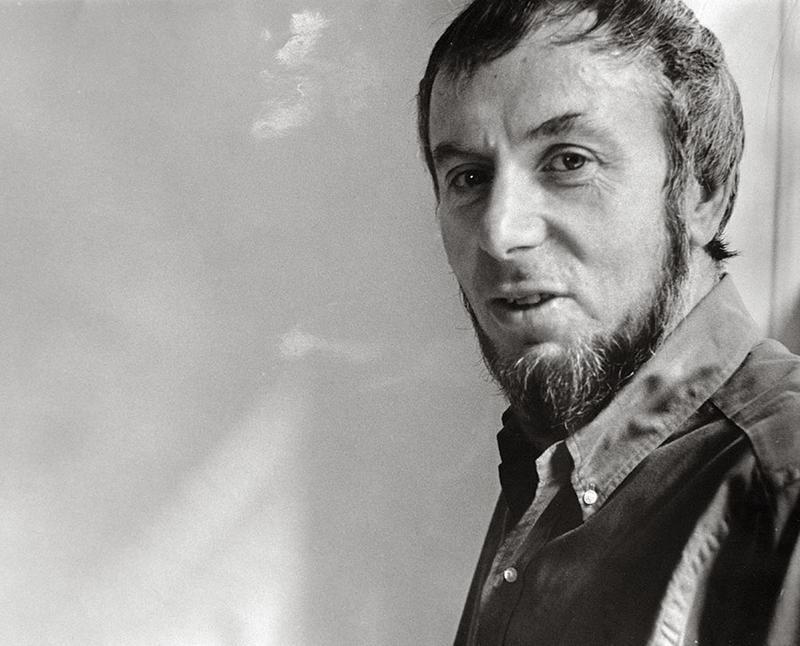 Eric Bentley circa 1965.
