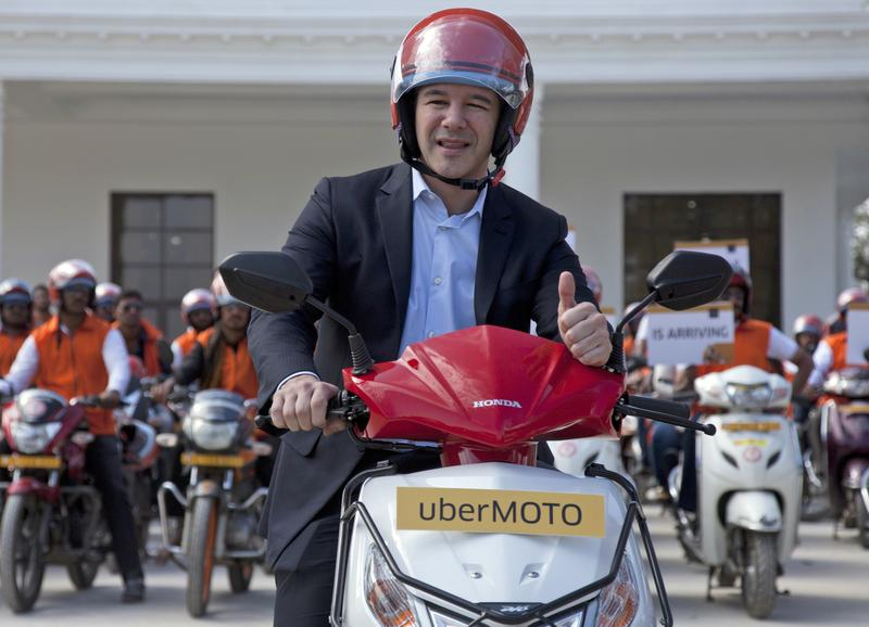 Uber CEO Yelled Madly At One Of His Drivers And Apologized Later