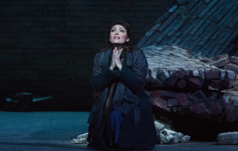 Ailyn Pérez as Micaëla in Carmen