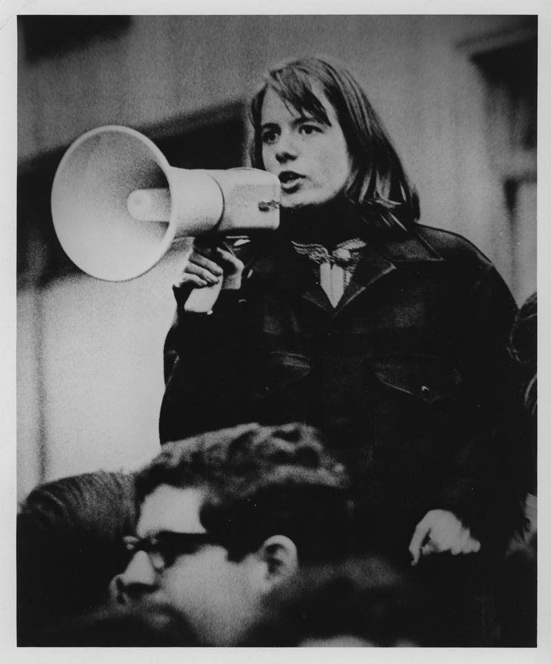 Activist Cathy Wilkerson