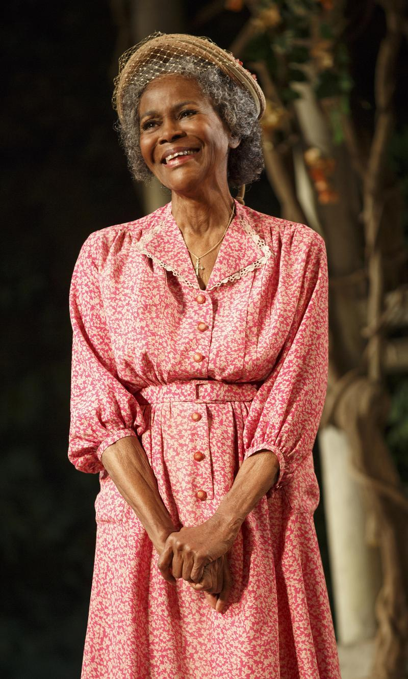"Cecily Tyson in ""The Trip to Bountiful"""