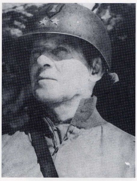 Clarence R. Huebner as a major general. Huebner was  Director of New York State's Civil Defense Commission,.