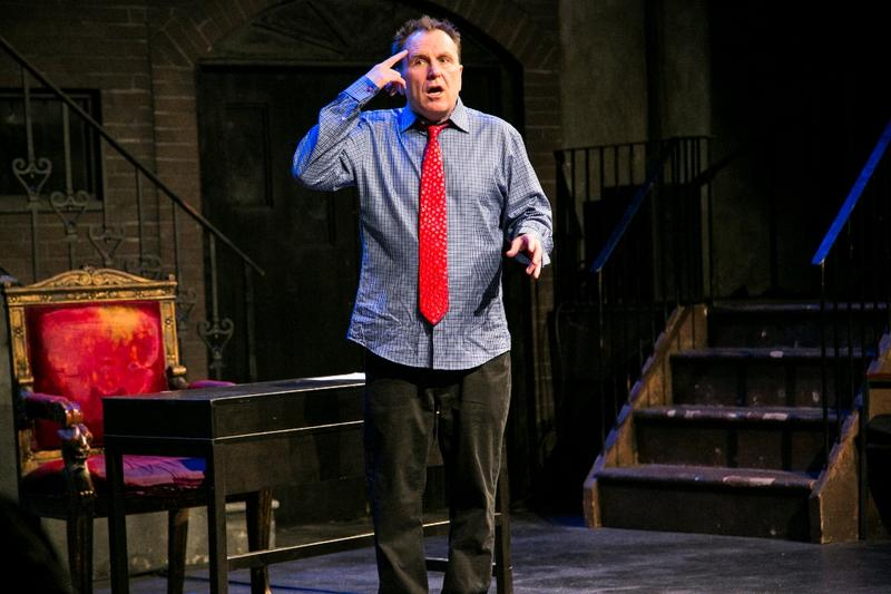 "Colin Quinn in ""Unconstitutional"""