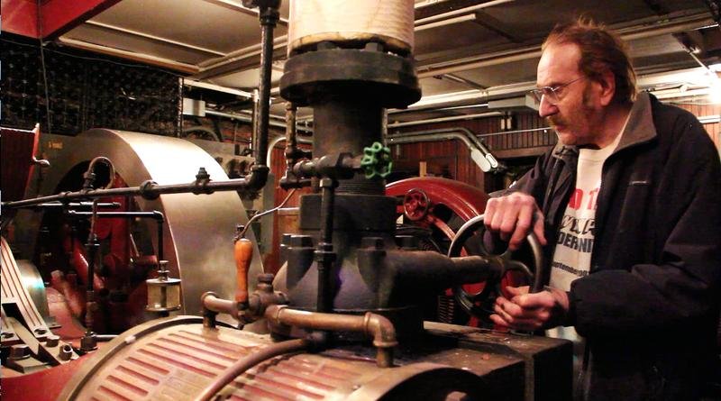 Conrad Milster, Pratt Institute's chief engineer, began the New Year's Eve steam whistle tradition around 50 years ago.