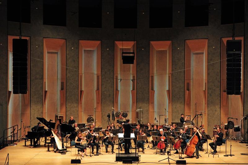 Matthias Pintscher and Ensemble intercontemporain
