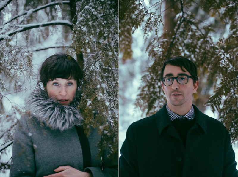 Guitarist Aram Bajakian and vocalist Julia Ulehla are Dálava, whose latest record is The Book of Transfigurations